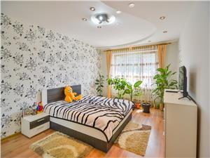 Apartament de vanzare in Sibiu - Mobilat si Utilat - Vasile Aaron