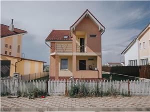 Casa individuala de vanzare in Sibiu - cartier Eden - Sura Mica