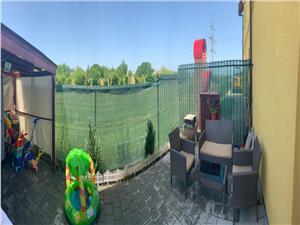 Apartament de vanzare in Sibiu - gradina proprie