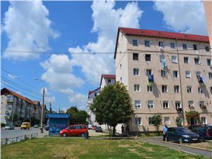 Garsoniera de vanzare in Sibiu - Etaj 2 - Stefan cel Mare