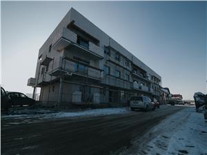 Apartament de vanzare in Sibiu - cu 2 camere - etaj intermediar