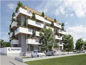 Apartament de vanzare in Sibiu cu 3 camere si 2 terase spatioase