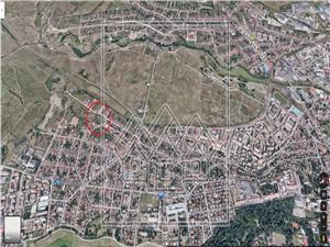 Teren de vanzare in Sibiu - Zona Strand II