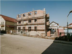 Apartament de vanzare in Sibiu - 3 camere - vila Lotus