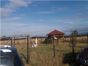Teren de casa de vanzare in Sibiu situat pe Calea Cisnadiei