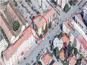 Apartament 4 camere de vanzare in Sibiu Calea Dumbravii