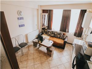 Apartament de vanzare in Sibiu - 2 Camere - Decomandat - Etaj Interm.