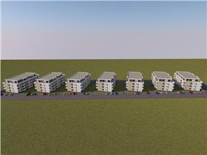 De vanzare apartament 2 camere in Sibiu - de LUX- bucatarie separata