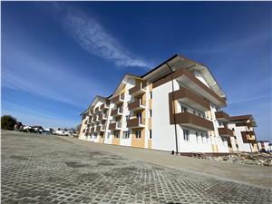 2 Zimmer Wohnung kaufen in Sibiu - mit 2 Zimmern und Balkon 6 qm