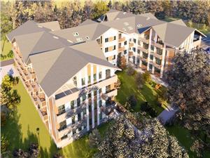 Apartament de vanzare in Sibiu - 2 camere si balcon 5 mp