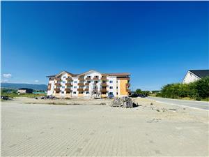 Apartament de vanzare in Sibiu - 3 camere, terasa generoasa si pod