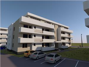 Apartament 2 camere de vanzare in Sibiu - in VILA cu lift
