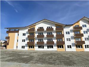 2 Zimmer Wohnung kaufen in Sibiu-2 Balkone - Zwischengeschoss