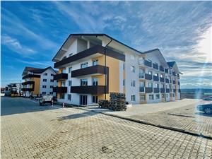 Penthouse zum Verkauf in Sibiu - 2 Balkone und Terrasse und Dachboder