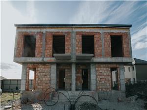 Casa de vanzare in Sibiu - Selimbar - tip Duplex - 4 camere