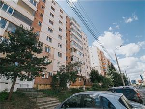 Apartament de inchiriat in Sibiu - etaj intermediar - M.Viteazul
