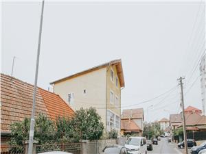 Spatiu comercial de inchiriat in Sibiu - acces din strada - V.Aaron