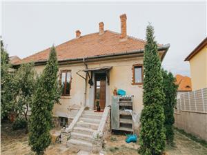 Casa de vanzare in Sibiu - individuala - teren 917 mp - Calea Poplacii