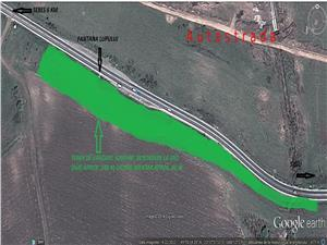 Land for sale in the Rahau area - 6200 sqm - 300 ml opening to DN1