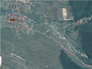 Teren de vanzare in Cartisoara- Locatie deosebita