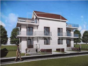 Casa de vanzare in Sibiu - Selimbar - tip Duplex