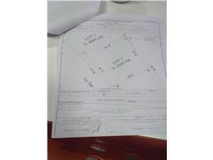 Teren de vanzare in sibiu Zona Tocile 2000 mp Intravilan