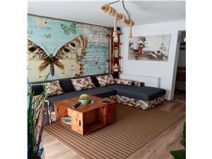 Apartament 2 camere de vanzare in Sibiu, la cheie, cu pod