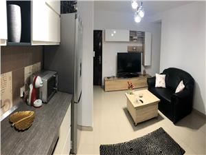 Apartament 2 camere de vanzare in Sibiu, cu gradina 40mp
