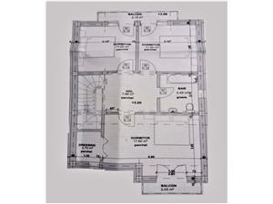 Casa de vanzare in Sibiu - Cristian - individuala - 493 mp teren