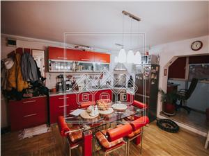 Apartament de vanzare in Sibiu- 3 camere - zona Terezian-