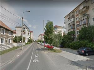 Apartament 3 camere de vanzare in Sibiu, Valea Aurie, mobilat