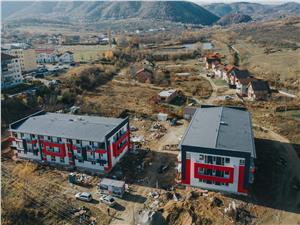Studio kaufen in Sibiu - 28.3 m² Wohnfläche - Zwischenetage