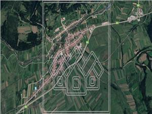Teren de vanzare in Sibiu - Vestem - 10573 mp - PUZ aprobat