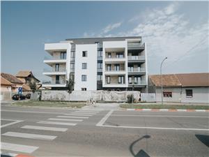 Apartament de vanzare in Sibiu - cu 2 camere - zona Piata Cluj