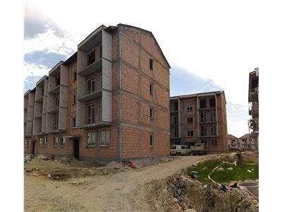 Apartament cu 3 camere si gradina de vanzare in Sibiu - LUX