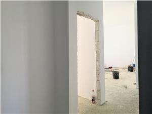 Apartament 3 camere de vanzare Sibiu -cu gradina- confort LUX