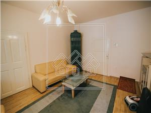 Apartament de vanzare in Sibiu la casa -2 camere- Zona Centrala
