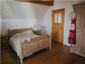 Casa de vanzare in Sibiu, zona Milea, curte individuala