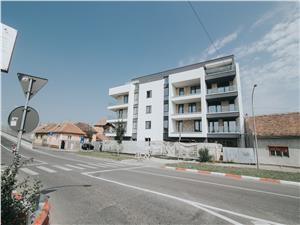 Apartament de vanzare in Sibiu-3 camere si balcon de 19 mp -P.Cluj