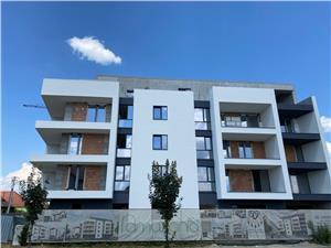 Penthouse de vanzare in Sibiu - Piata Cluj - terasa generoasa de 82 mp