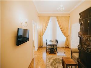 Apartament de vanzare in Sibiu -2 camere- dotari de LUX
