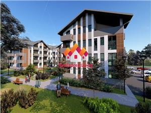 Apartament de vanzare in Sibiu, ansamblu rezidential nou