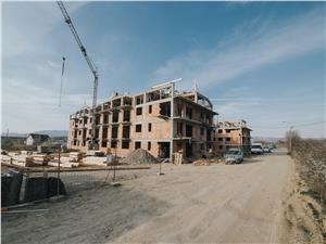 Apartament de vanzare in Sibiu, ansamblu rezidential nou (R)
