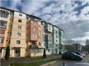 Apartament de vanzare in Sibiu - 3 camere - Etaj 1 cu Balcon