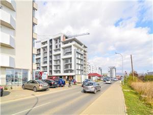 Spatiu comercial de vanzare in Sibiu - 95.73 mp utili