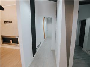 Penthouse de vanzare in Sibiu - mobilat si utilat modern -70 mp terasa