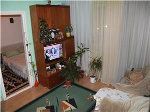 Apartament de vanzare in Sibiu cu 2 camere si balcon in zona Rahovei
