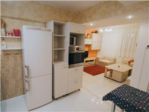 Apartament de inchiriat in Sibiu -3 camere-mobilat si utilat-V. Aurie