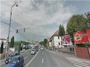 Spatiu comercial de inchiriat in Sibiu - 1000 mp teren - Sos.A.Iulia