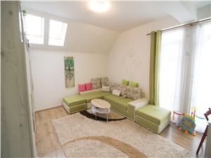 Apartament de vanzare in Sibiu -2 camere- mobilat si utilat -C. Alma